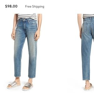 Blank NYC The Crosby straight leg Jeans